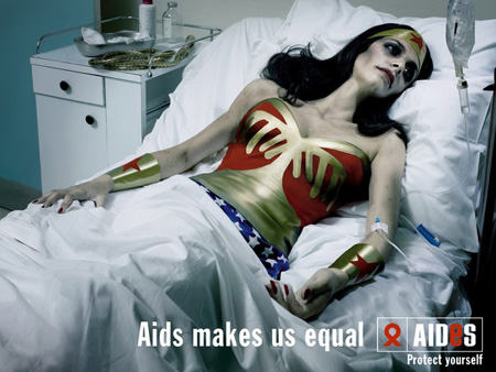 WonderWoman Aids