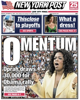 Oprah Omentum